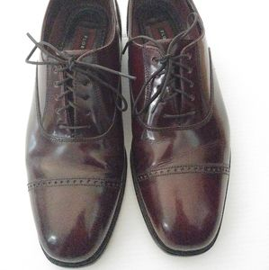 Men's FLORSHEIM Lexington Cap toe dress shoes